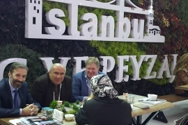 OUR VISIT TO EURASIA PLANT FAIR 2016 ISTANBUL