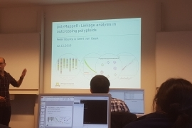 POLIPLOID PROJECT WORKSHOP AT WUR