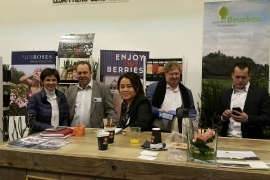 OUR VISIT TO IPM ESSEN 2017